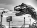 T-Rex at Ihop