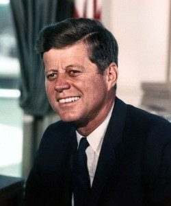 John F. Kennedy, White House Portrait